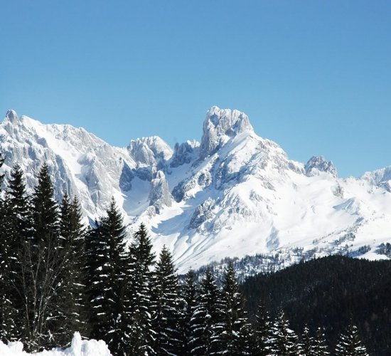 Skiurlaub in der Skiregion Dachstein-West